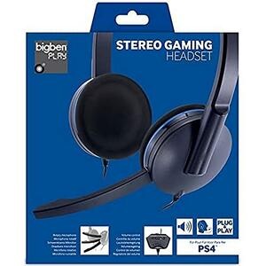 Cuffie Stereo Wired PlayStation 4 - 2