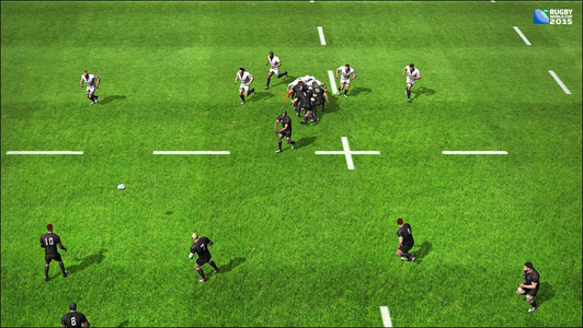 Videogioco Rugby World Cup 2015 PlayStation4 1