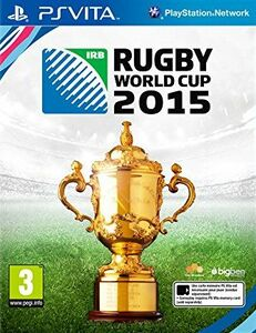 Videogioco Rugby World Cup 2015 PS Vita 0
