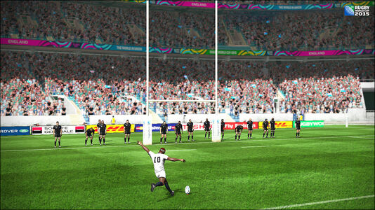 Videogioco Rugby World Cup 2015 PS Vita 2