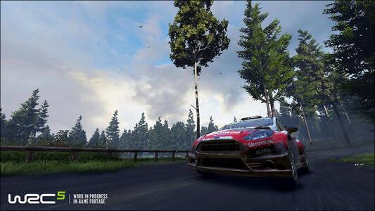 World Rally Championship 5 - 4