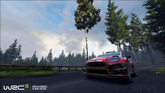 Videogioco World Rally Championship 5 Personal Computer 1