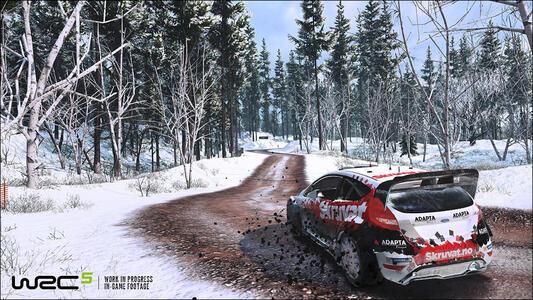 World Rally Championship 5 - 5