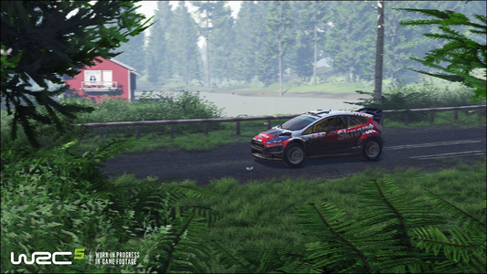 Videogioco World Rally Championship 5 Personal Computer 4