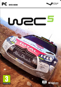 Videogioco World Rally Championship 5 Personal Computer 5