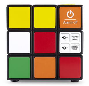 Bigben Interactive RR80RUBIKS Orologio Digitale Multicolore radio - 4