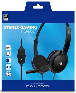Videogioco Cuffie Stereo Play and Chat per PS4 e PS Vita PlayStation4