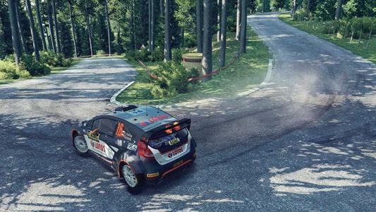 Videogioco WRC 5 eSport PlayStation4 1