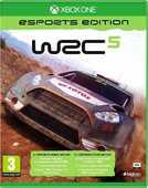 Videogiochi Xbox One WRC 5 eSport
