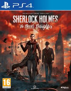 Sherlock Holmes: The Devil's Daughter - 4