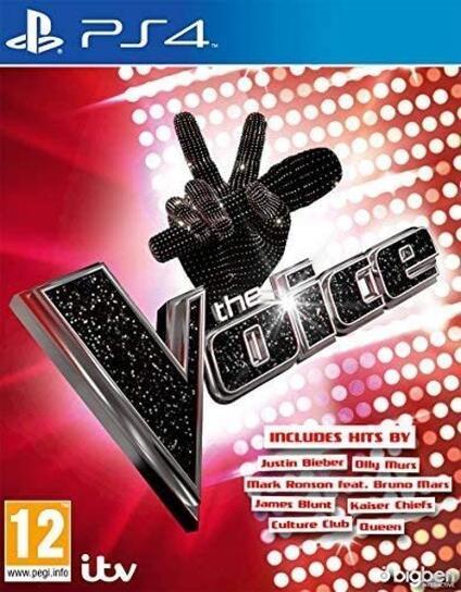 The Voice [Edizione: Regno Unito] PS4 Playstation 4
