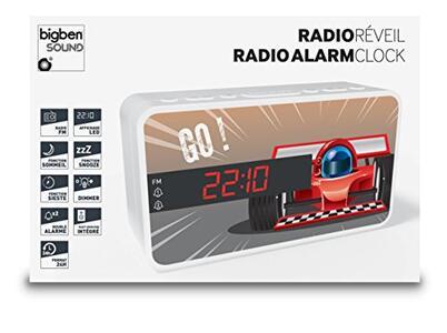 BB Radiosveglia Auto da corsa - 5