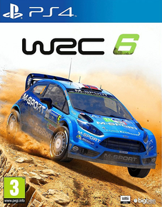 Videogioco WRC 6 (World Rally Championship) - PS4 PlayStation4