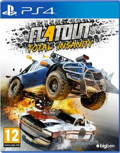 Flatout 4. Total Insanity - PS4