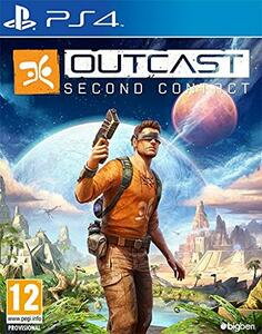 Outcast. Second Contact - PS4