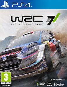 WRC 7 (World Rally Championship) - PS4 - 3