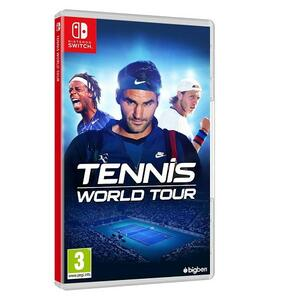 Tennis World Tour - Switch [French Edition]