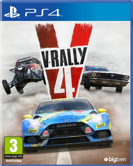 Sony PS4 V-Rally 4 - 2