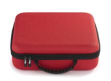 Bigben Interactive SWITCHSTORAGECASERED custodia per console portatile Hardshell case Nintendo Rosso