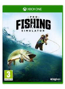 Bigben Interactive Pro Fishing Simulator videogioco Xbox One Basic DUT, Francese