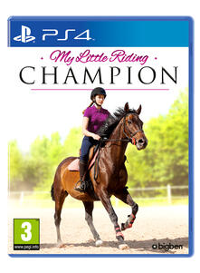 Bigben Interactive My Little Riding Champion videogioco PlayStation 4 Basic DUT, Francese
