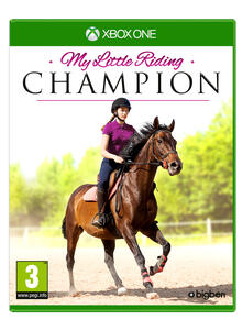 Bigben Interactive My Little Riding Champion videogioco Xbox One Basic DUT, Francese