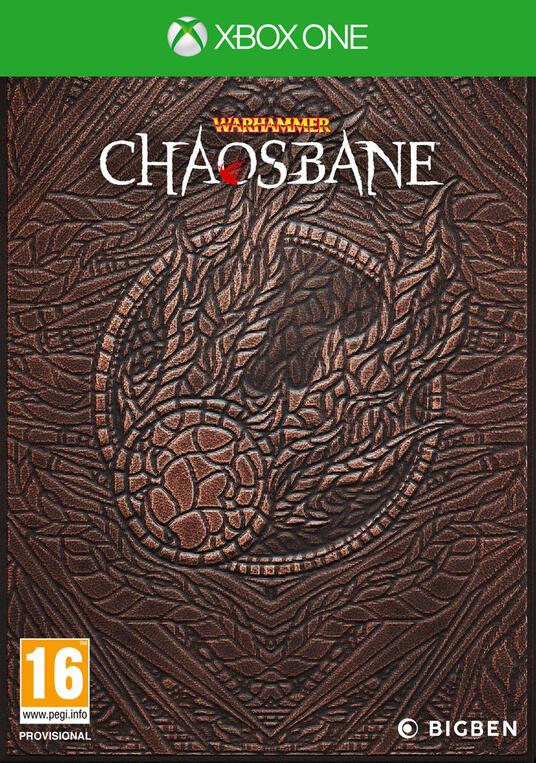 Bigben Interactive Warhammer: Chaosbane Magnus Edition videogioco Xbox One Ultimate
