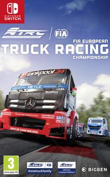 Bigben Interactive FIA European Truck Racing Championship videogioco Nintendo Switch Basic