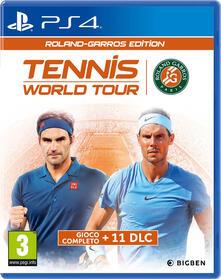 Bigben Interactive Tennis World Tour: Roland-Garros Edition videogioco PlayStation 4 Ultimate