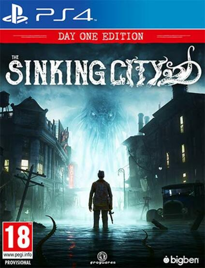 The Sinking City Day One Ed. - PS4