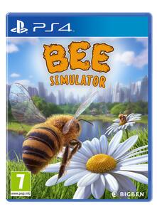 Bigben Interactive Bee Simulator videogioco PlayStation 4 Basic ITA