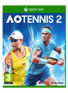Bigben Interactive AO Tennis 2 videogioco Xbox One Basic ITA