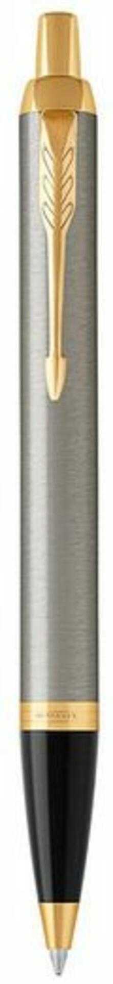Parker IM Blu Clip-on retractable ballpoint pen 1 pezzo(i)