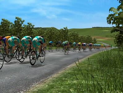 Pro Cycling Manager 2007 - 5