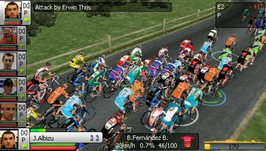 Videogioco Pro Cycling Manager 2007 Sony PSP 1