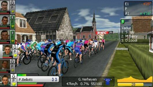 Videogioco Pro Cycling Manager 2007 Sony PSP 3
