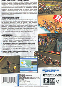 Videogioco Pro Cycling Manager - Tour de France 2008 Personal Computer 3