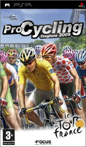 Videogioco Pro Cycling Manager Stagione 2009: Le Tour de France Sony PSP 0
