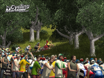 Videogioco Pro Cycling Manager Stagione 2009: Le Tour de France Sony PSP 3