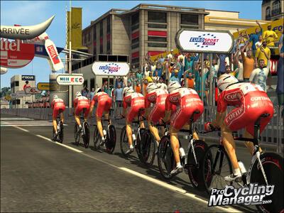 Pro Cycling Manager Stagione 2009: Le Tour de France - 7