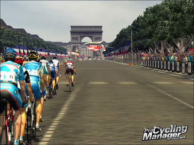 Videogioco Pro Cycling Manager Stagione 2009: Le Tour de France Sony PSP 8