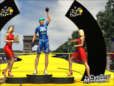 Videogioco Pro Cycling Manager Stagione 2009: Le Tour de France Sony PSP 9