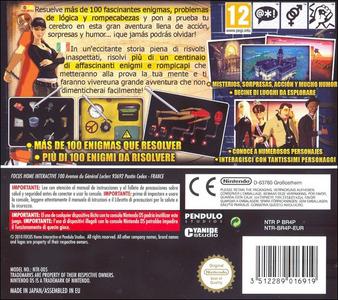 Videogioco Runaway: A Twist of Fate Nintendo DS 4
