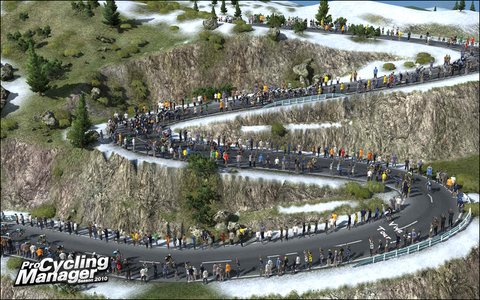 Videogioco Pro Cycling Manager Stagione 2010: Le Tour de France Personal Computer 3