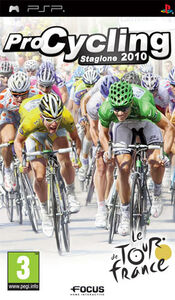 Videogioco Pro Cycling Manager Tour de France 2010 Sony PSP 0