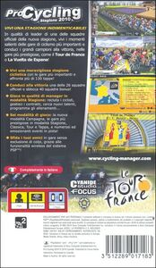 Videogioco Pro Cycling Manager Tour de France 2010 Sony PSP 1