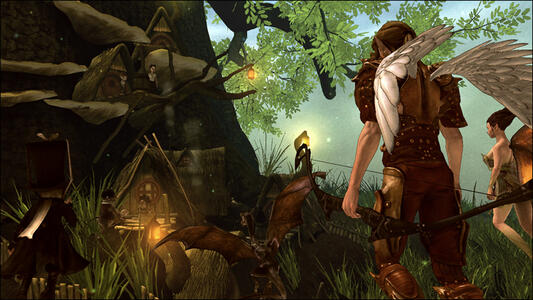 Faery: Legends of Avalon - 3