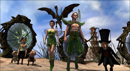 Faery: Legends of Avalon - 7