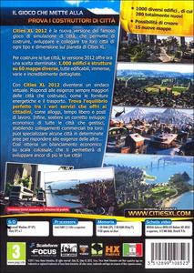 Videogioco Cities XL 2012 Personal Computer 10