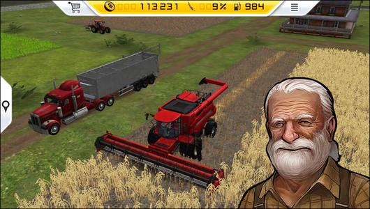 Videogioco Farming Simulator 2014 PS Vita 4